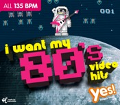I WANT MY 80's - Video Hits