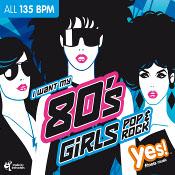 I WANT MY 80's - Girls Pop & Rock