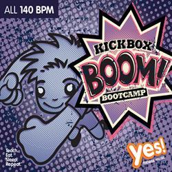 Kickbox Bootcamp BOOM- PPL Free CD For Kickboxing
