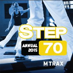 Step 70 -Annual 2015- 3 CD's For Step & Fitness