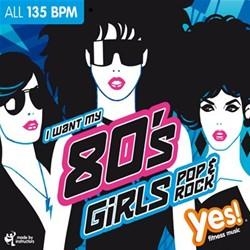 I Want My 80's Pop & Rock